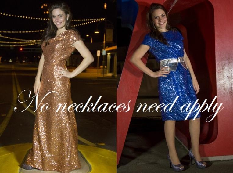 No Necklaces